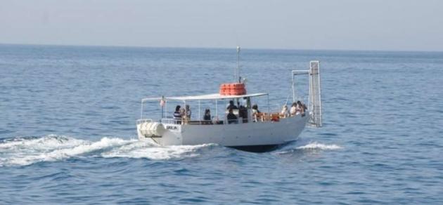 Motobarca Giulia